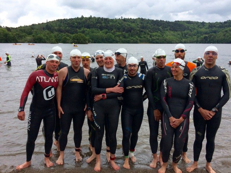 triathlon d'yzeron